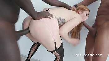 Imagen Lauren Phillips bekommt 2 BBC mit Big Gapes und Balls Deep Anal lauren german porno